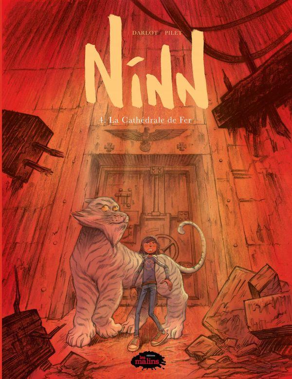 Ninn 04 :  La Cathédrale de Fer