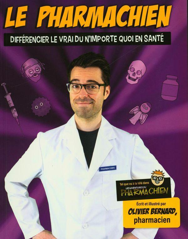 Le pharmachien 01 N.E. Différencier le vrai du n'importe quoi en santé