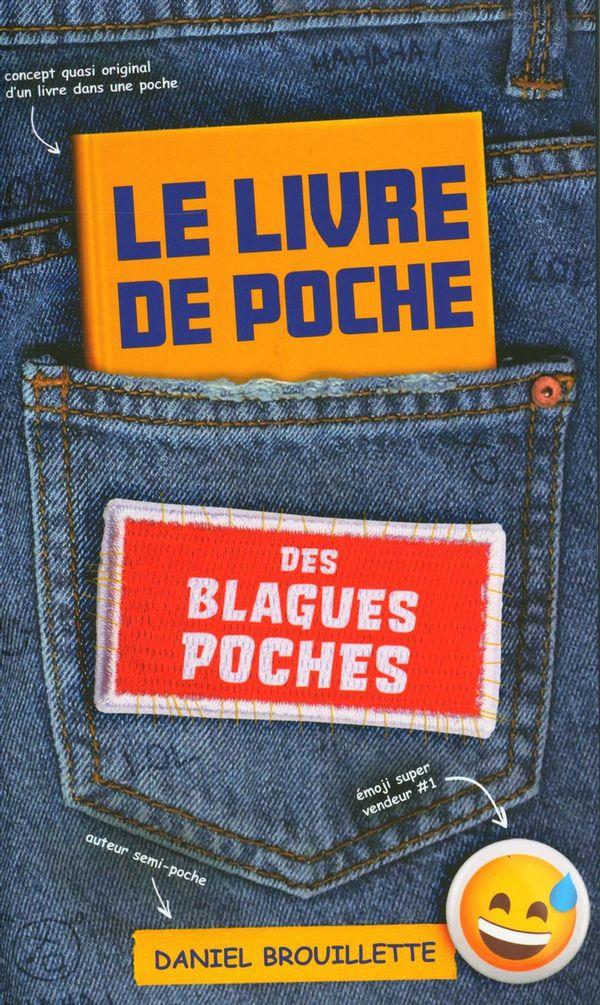 Le livre de poche des  blagues poches