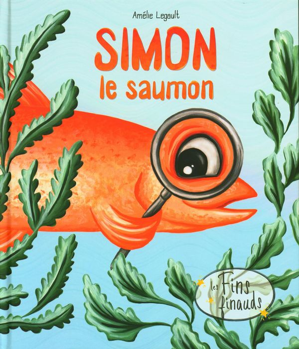 Simon le saumon