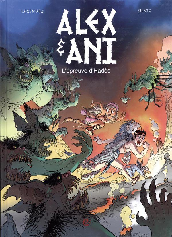 Alex & Ani 02 : L'épreuve d'Hadès