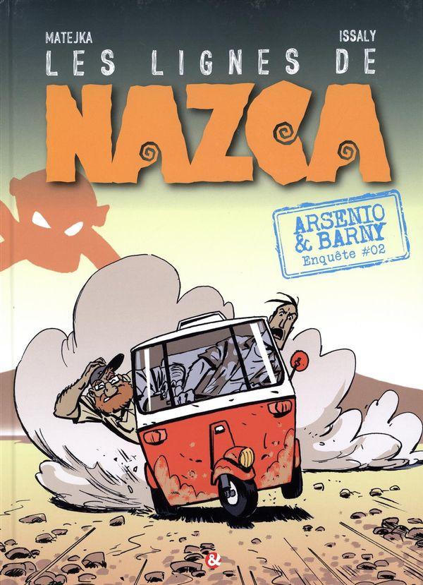 Arsènio & Barny 02 : Les lignes de Nazca