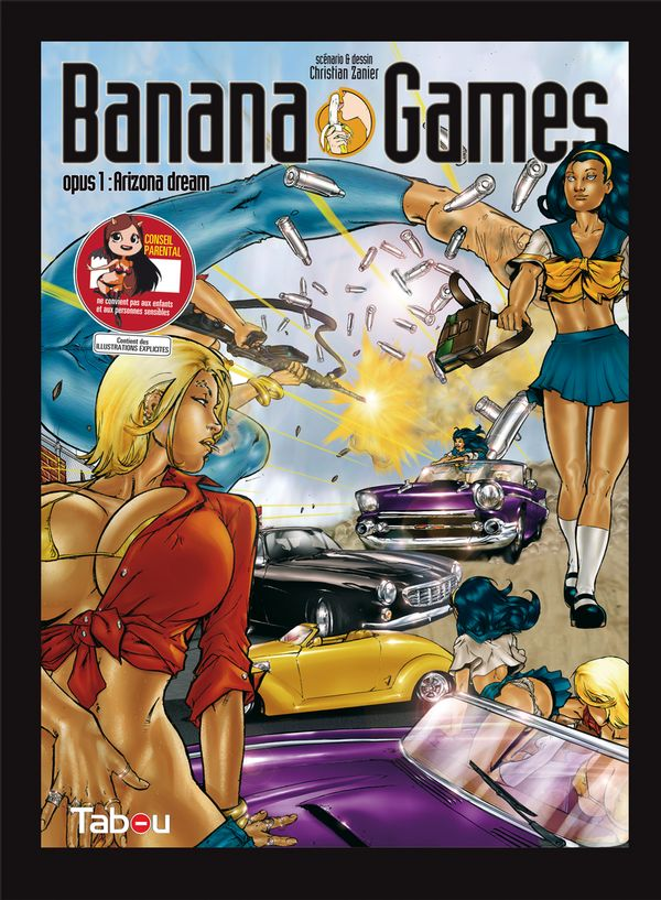 Banana Games 01  Arizona dream