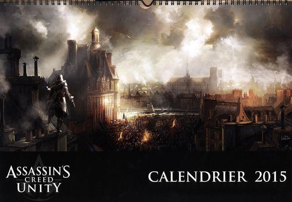 CalendrierAssassin's Creed 2015