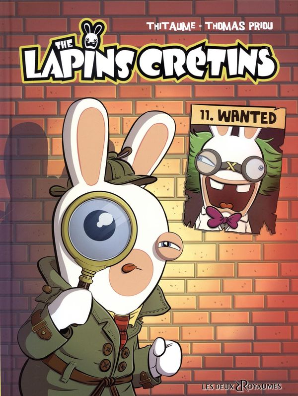 Lapins crétins 11 : Wanted