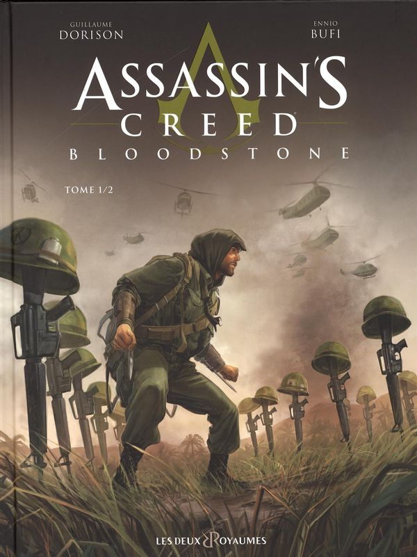 Assassin's creed bloodstone 01