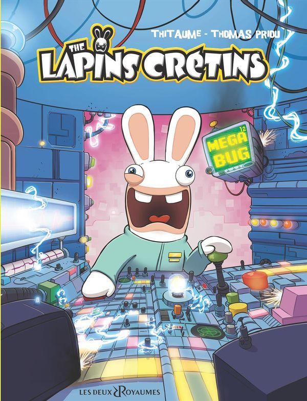 Lapins crétins 12  Méga bug