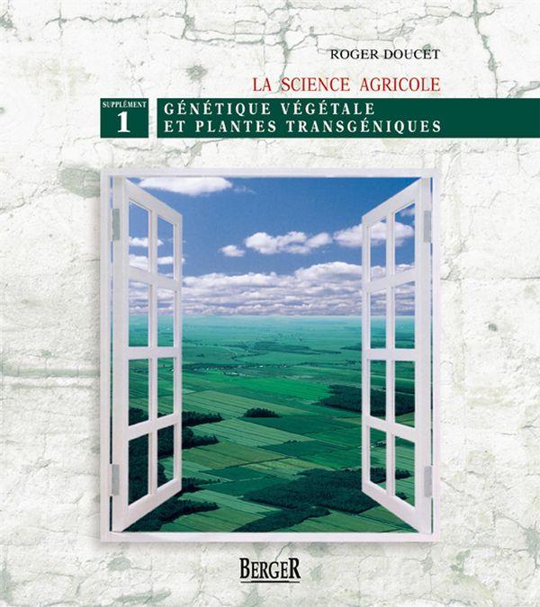 Génétique végétale et plantes transgéniques supplément 1