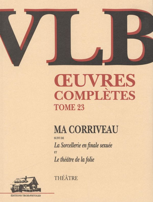 Oeuvres complètes 23