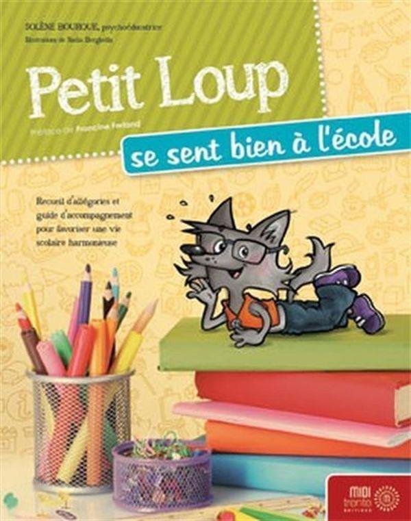Petit Loup se sent bien à l'école | Distribution Prologue