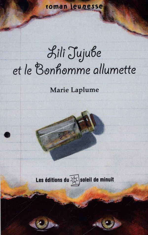 Lili Jujube et le Bonhomme allumette