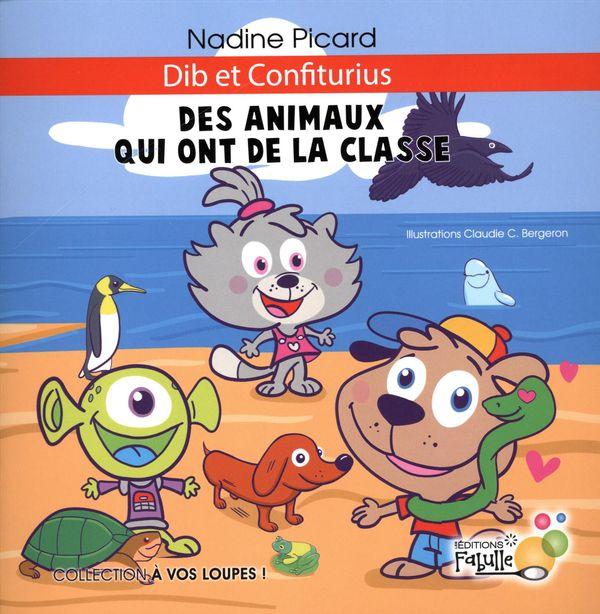 Des animaux qui ont de la classe
