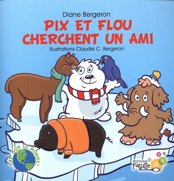 Pix et Flou cherchent un ami