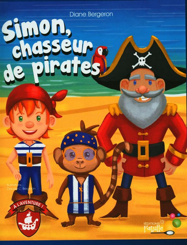 Simon, chasseur de pirates