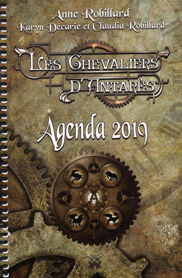 Agenda 2019 des Chevaliers d'Antarès L'