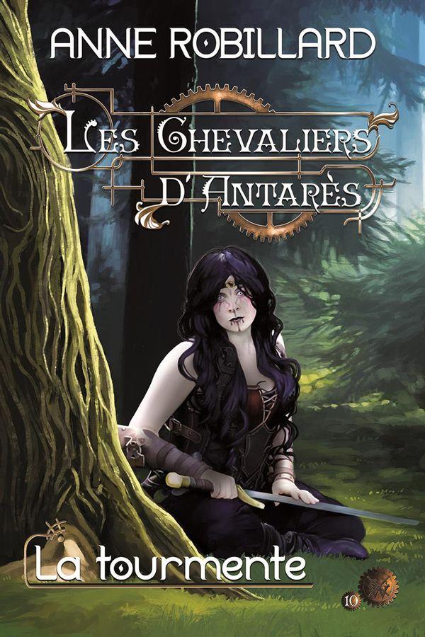 Chevaliers d'Antarès Les 10  La tourmente