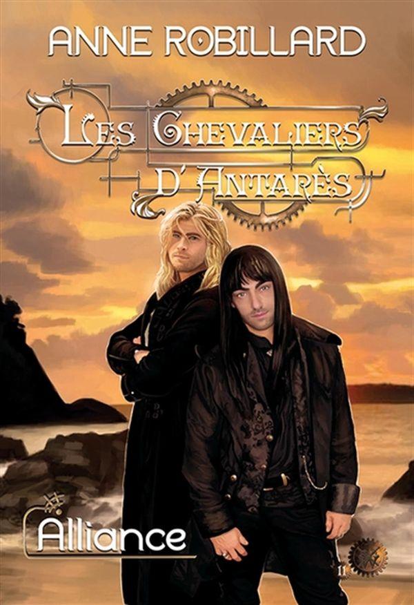 Chevaliers d'Antarès Les 11  Alliance