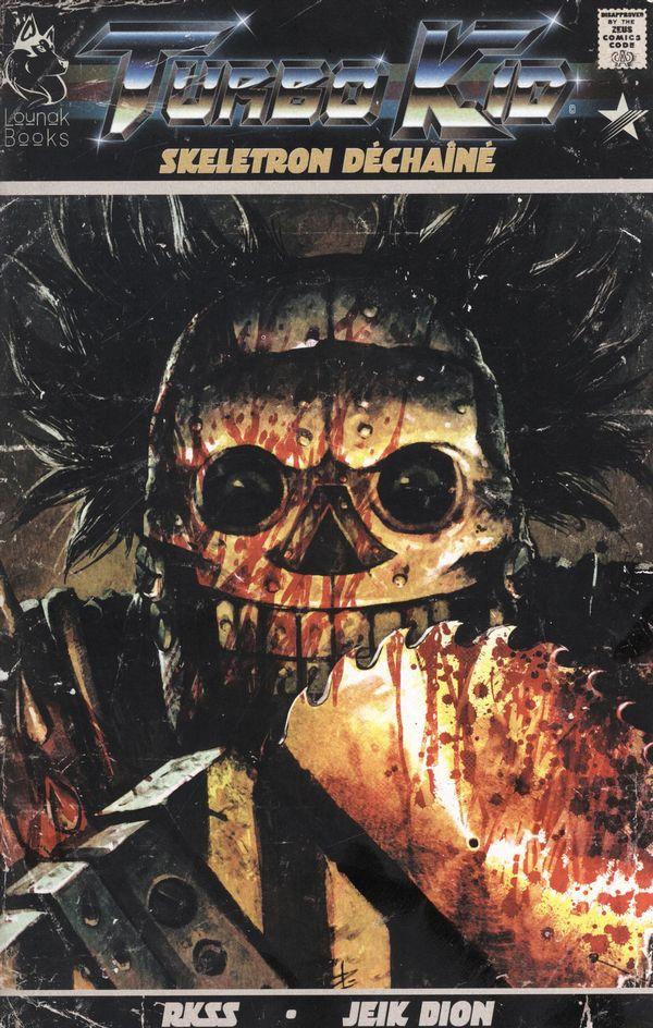 Turbo Kid 02 : Skeletron déchaîné