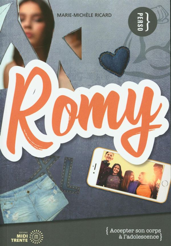 Romy : Accepter son corps à l'adolescence