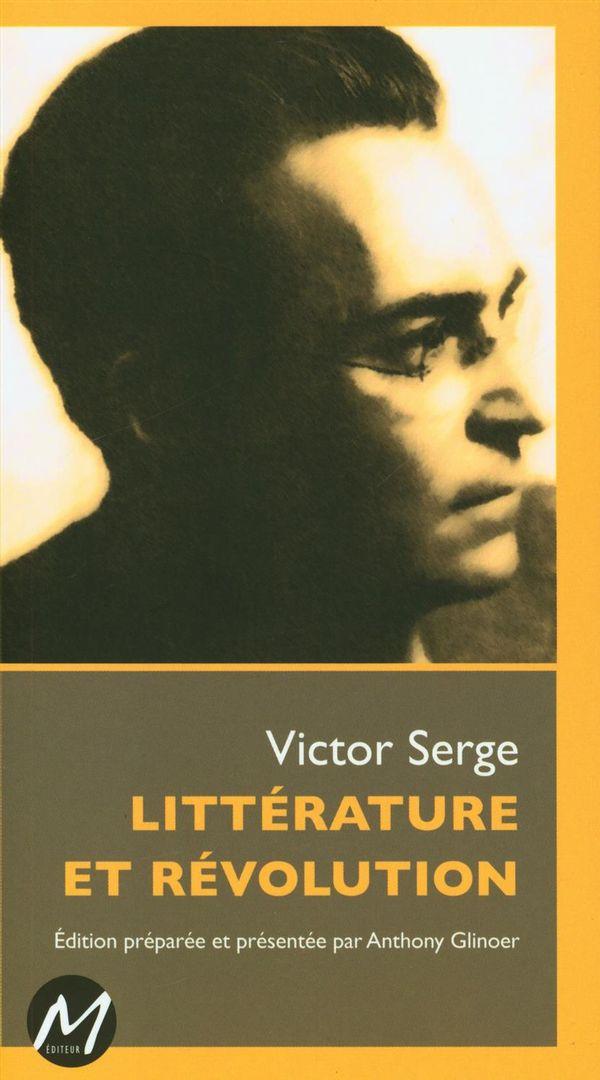 Littérature et révolution