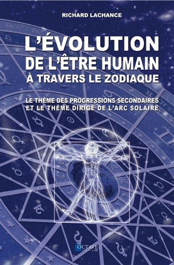L'évolution de l'être humain à travers le zodiaque