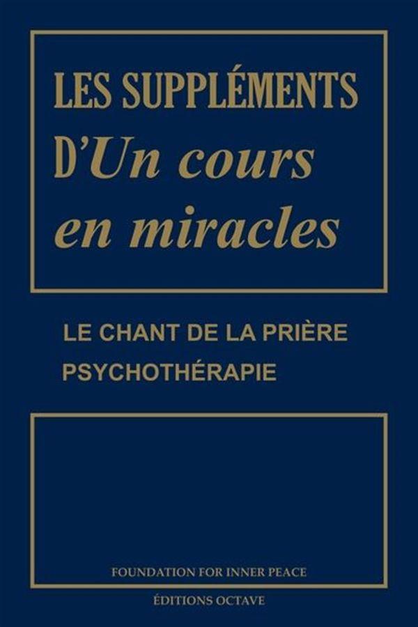 Suppléments d'Un cours en miracles Les N.E.