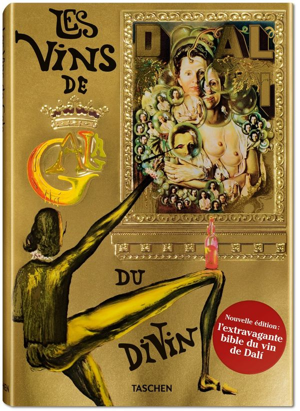 Dali : Les vins de Gala