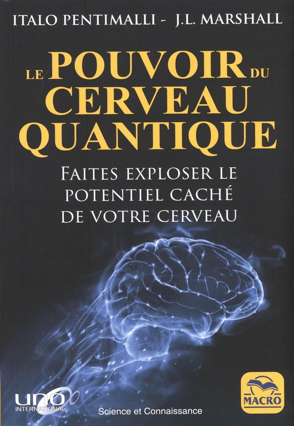 Le pouvoir du cerveau quantique : Faites expliquer le potentiel caché de votre cerveau N.E.