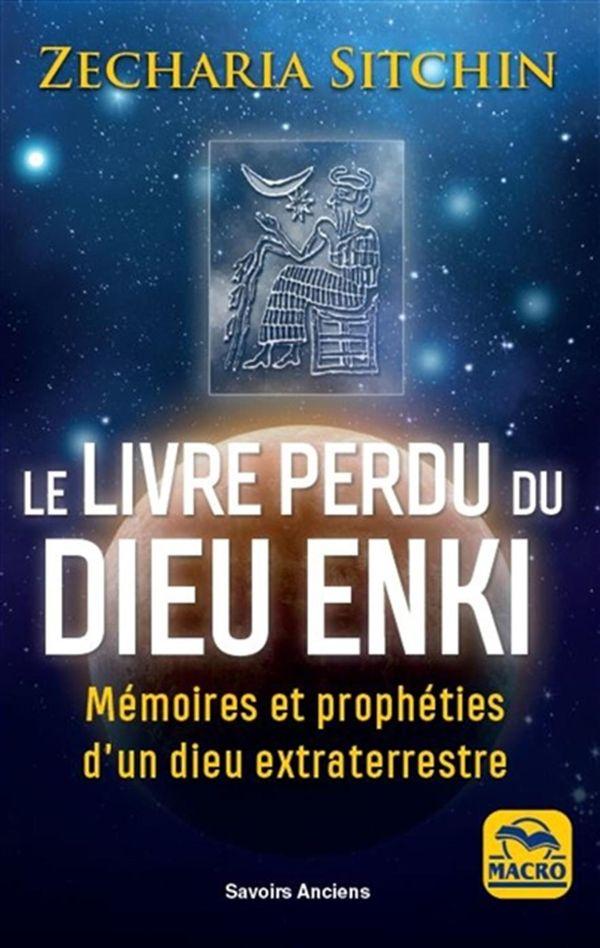 Le livre perdu du Dieu Enki N.E.