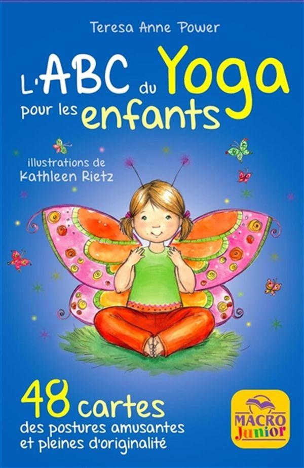 L'ABC du Yoga pour les enfants - 48 cartes N.E.