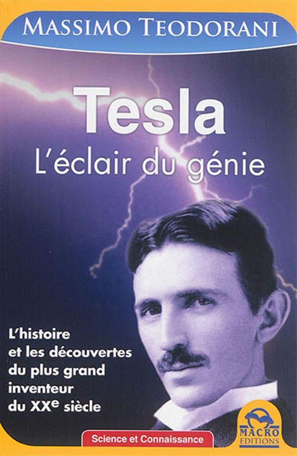 TESLA  L'éclair du génie N.E.