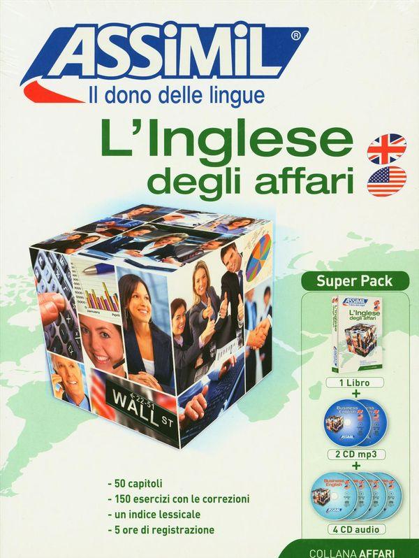 L'Inglese  L/CD (4) + MP3 (2)