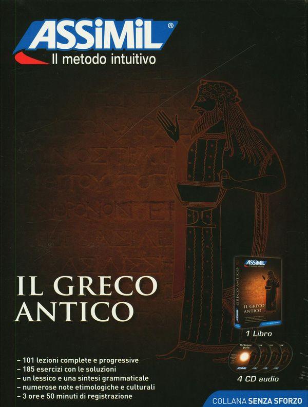 Il greco antico S.P. L/CD (4)