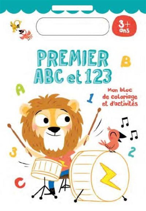 Premier ABC et 123 - 3 ans +