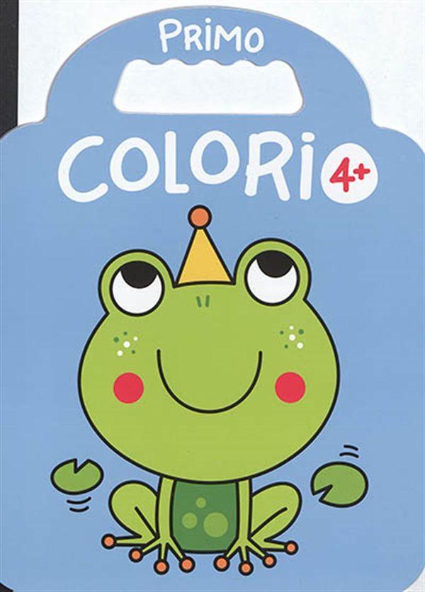 Primo colorio 4+ Grenouille
