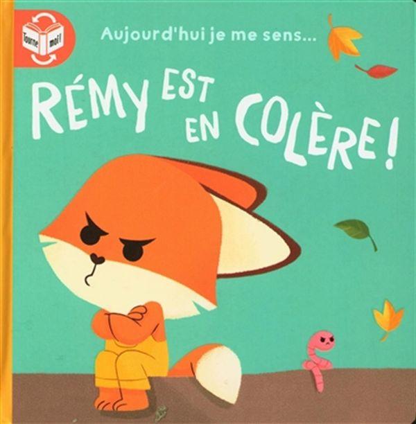 Rémy est gentil!/Rémy est colère!