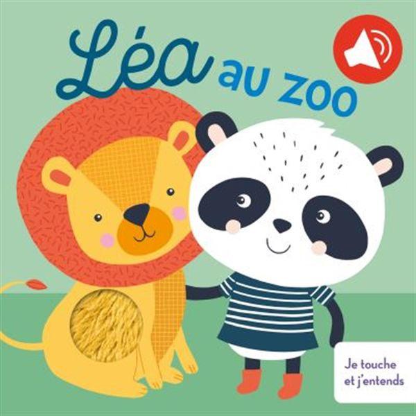 Léa au zoo