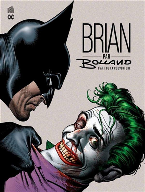 Brian par Bolland : L'art de la couverture