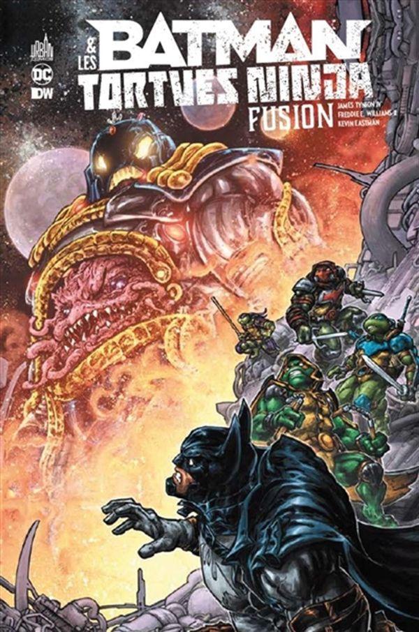 Batman et les tortues ninja fusion