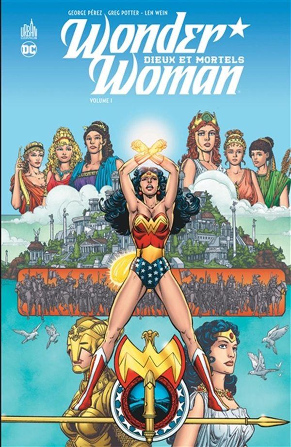 Wonder Woman : Dieux et Mortels - volume 1