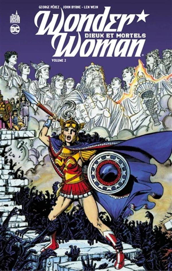 Wonder woman 02 : Dieux et mortels