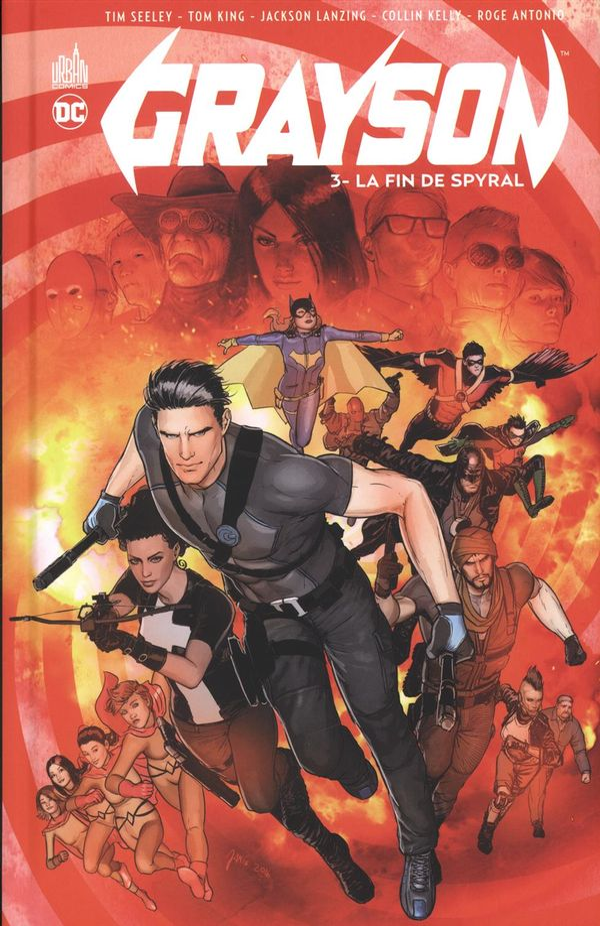 Grayson 03 : La fin de Spyral
