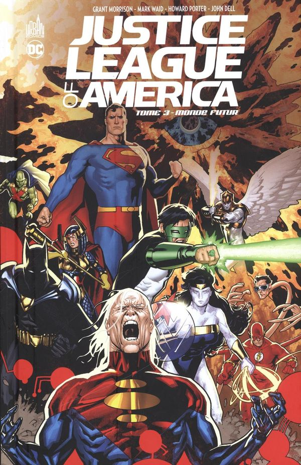 Justice League of America 03 : Monde futur