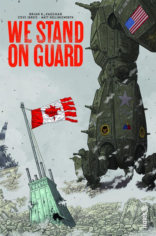 We stand on guard : De foi trempée