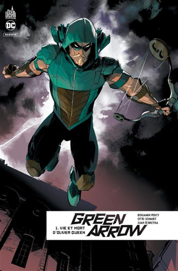 Green Arrow rebirth 01