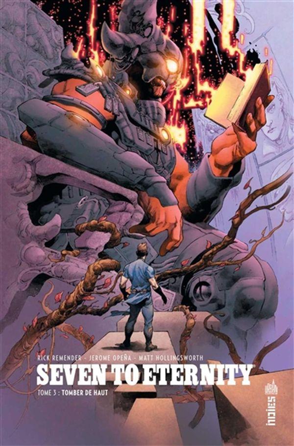 Seven to eternity 03 : Tomber de haut