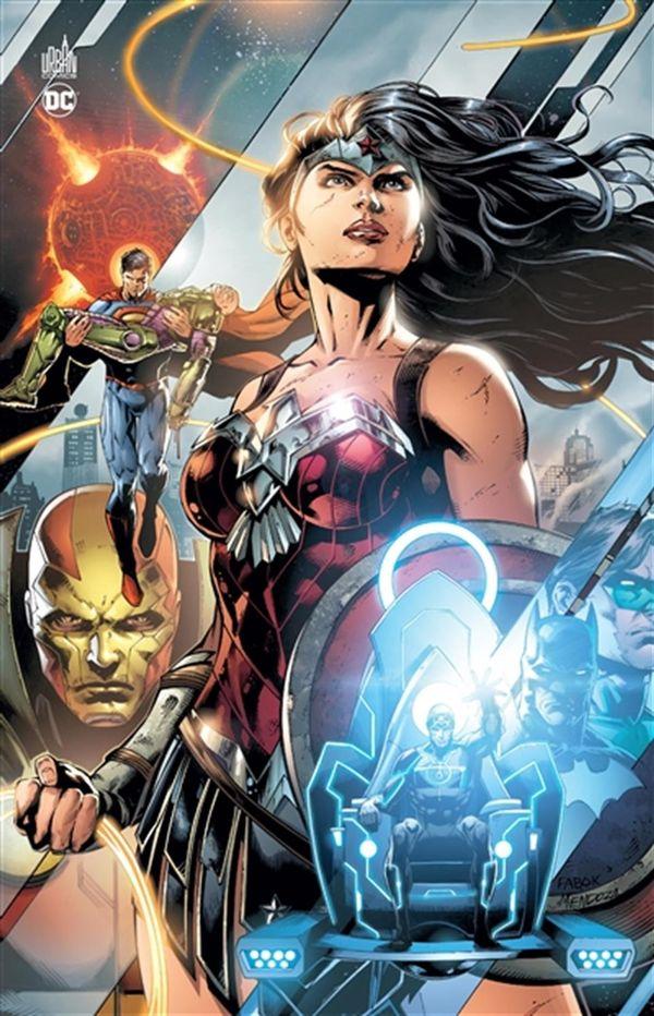 La guerre de Darkseid : édition anniversaire 5 ans