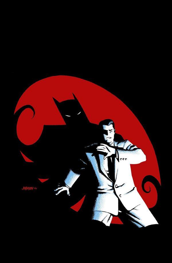 Batman meurtrier & Fugitif 01