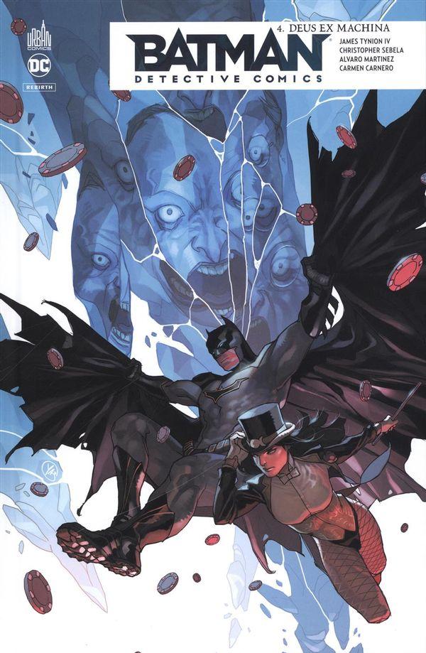 Batman detective comics 04 : Deus ex machina