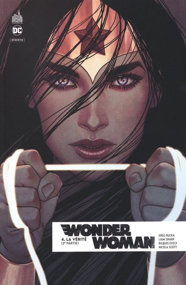 Wonder woman rebirth 04 : La vérité 2/2